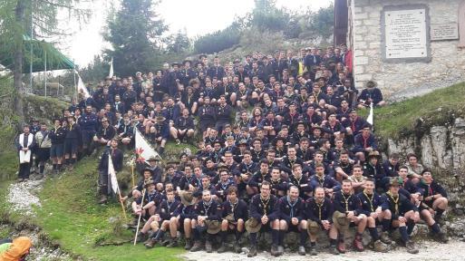 I Clan partecipanti del Nord Italia al Challenge Nazionale 2015